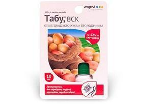 Общая информация о препарате Табу