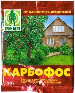 Карбофос против колорадского жука очень эффективное средство