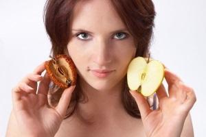 Польза вяленых яблок