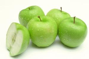 Правила заморозки яблок