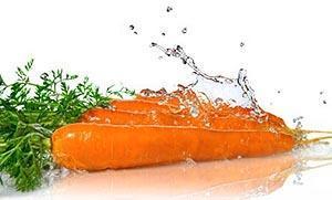 Подготовка овощей к замораживанию