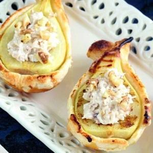 Рецепт десерта из груш