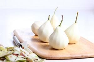 Рецепт сушки груш на зиму