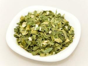 Как сушить зеленый лук?