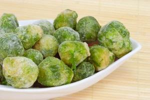 Польза замороженной брюссельской капусты