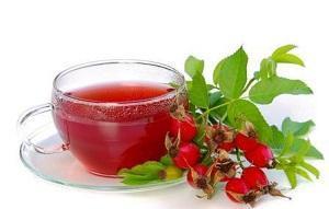 Вкусный и полезный чай из шиповника