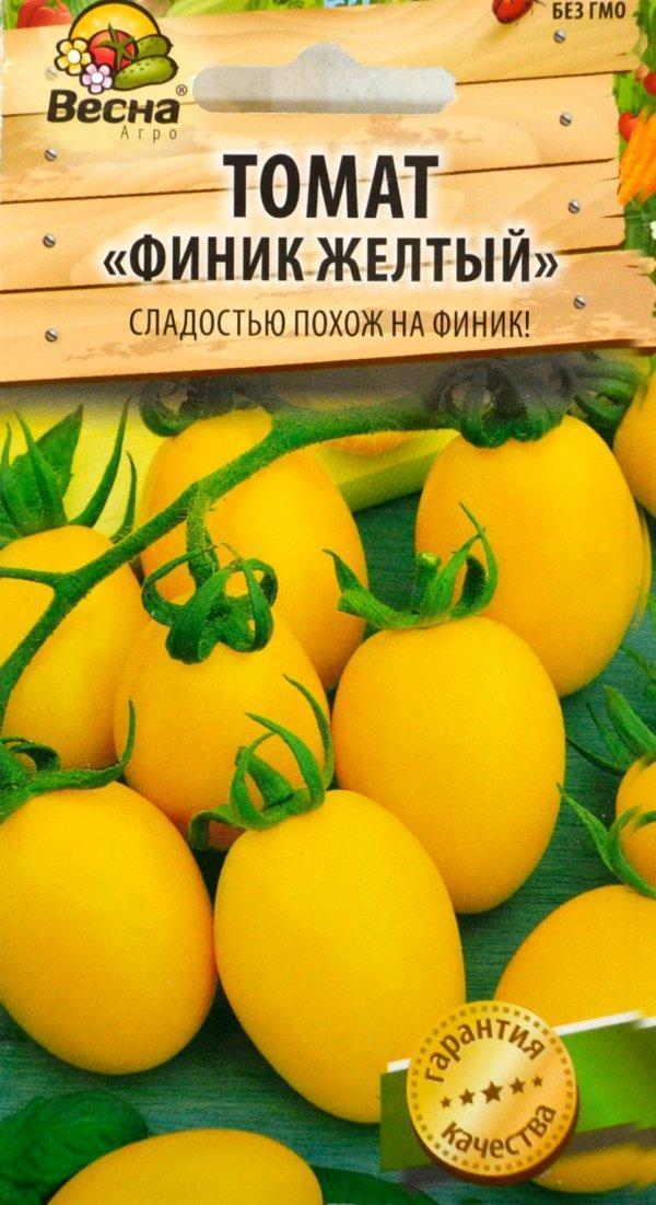 томат финик желтый отзывы