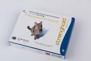 капли стронгхолд для кошек цена инструкция