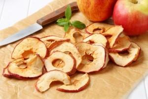 Как правильно сушить яблоки на зиму?