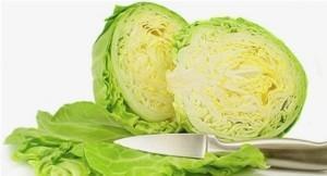 Как замораживать белокачанную капусту?