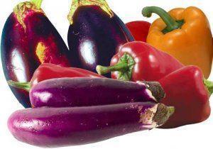 Совместимость баклажана с другими овощами при выращивании