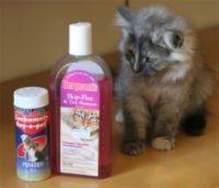 Помогает ли хозяйственное мыло от блох у кошек