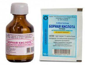 Борная кислота от тараканов - отзывы, рецепты и как избавится шариками