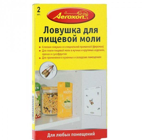 Средства от моли в квартире: описание лучших препаратов и ловушек, краткая инструкция по применению, примерные цены