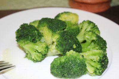Сколько минут нужно варить брокколи