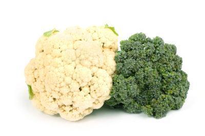 Что приготовить из брокколи и цветной капусты