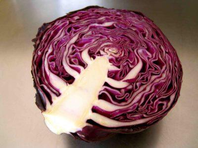Чем отличается краснокочанная капуста от белокочанной