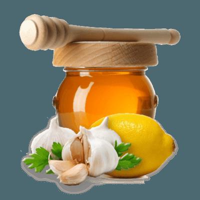 Как настоять мед с чесноком