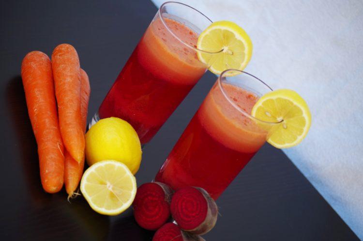 Какой сок снижает давление - соки при гипертонии