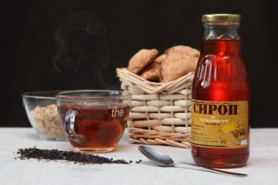 Как сварить сироп из топинамбура