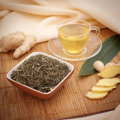 Можно ли детям пить чай с имбирем